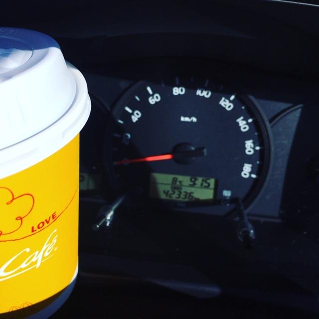 マックコーヒー、朝マックコーヒー、ブラックコーヒー